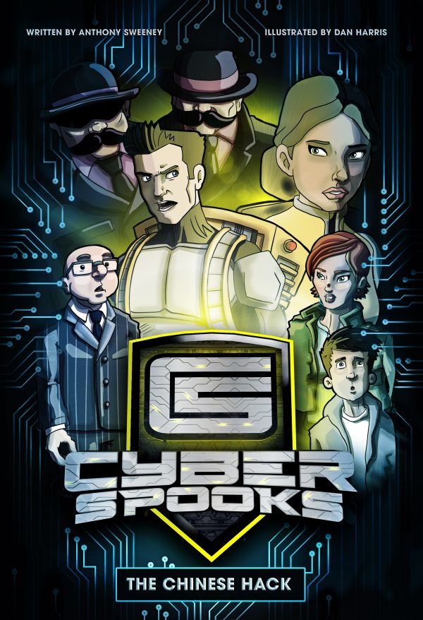 Cyber Spooks Book One